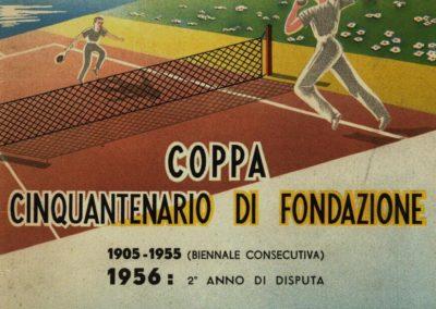 Locandina torneo del cinquantenario